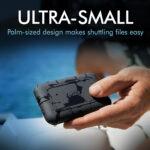 LaCie Rugged Pro SSD Palm Sized