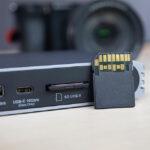 CalDigit USB-C Pro Dock SD Card Slot