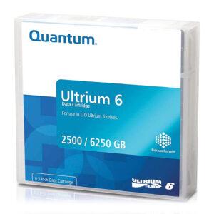 Quantum LTO 6 Data Cartridge