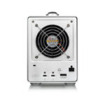 AKiTiO Thunder3 Quad RAID I/O Ports
