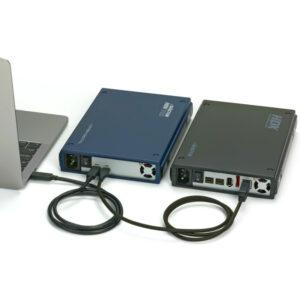 Avastor HDX Pro with USB-C - Daisy Chain