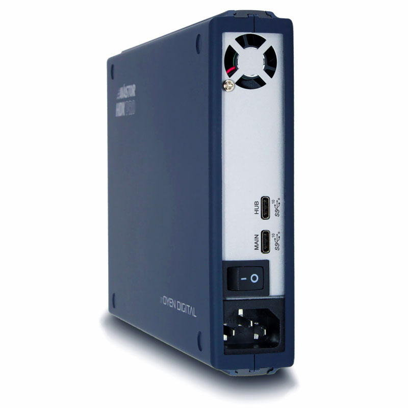 Avastor HDX Pro with USB-C IO Ports