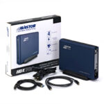 Avastor HDX Pro with USB-C 2TB