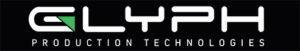 Glyph Logo White on Black