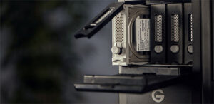 G-Speed Shuttle Disk Removed