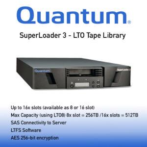 Quantum SuperLoader3