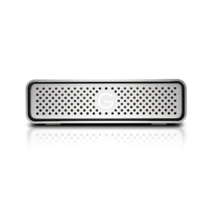 G-Technology G-Drive USB-C front grill