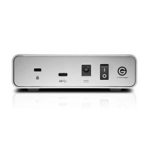 G-Technology G-Drive USB-C ports