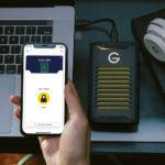G-Technology ArmorLock App