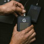 G-Technology ArmorLock Lifestyle