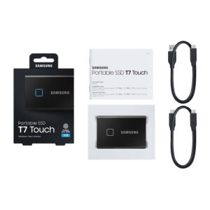 Samsung T7 SSD Packaging