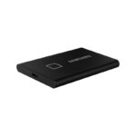 Samsung T7 SSD Angle