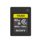 Sony CFexpress Type A Tough Memory Card (80GB – 160GB)