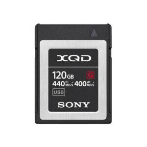 Sony XQD G Series Memory Card 120GB