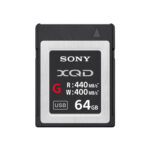 Sony XQD G Series Memory Card (32GB – 256GB)