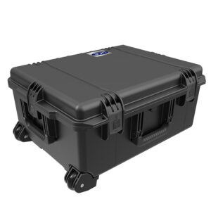 lacie 6big carry case - closed