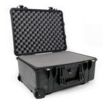 Peli 1560 carry case - open