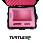 Turtle Case for G-Speed Shuttle XL - top view of foam