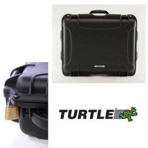 Turtle Case for G-Speed Shuttle XL - lock