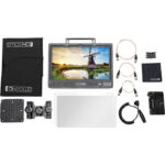 Small HD 1303 HDR PRODUCTION MONITOR KIT - GOLD MOUNT