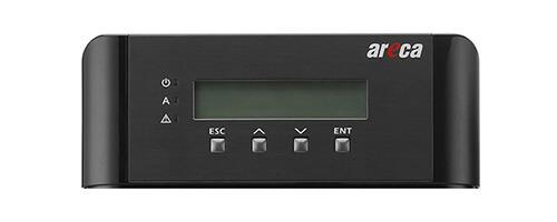 Areca LCD Panel Management