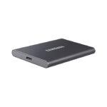 Samsung T7 Slim SSD with USB-C