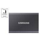 Samsung T7 Portable SSD (500GB – 2TB)