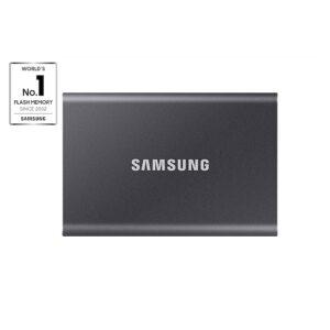 Samsung T7 Portable SSD in Grey