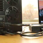 Oyen Mobius 5C daisy chain with USB-C