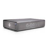 G-Drive PRO with Thunderbolt 3