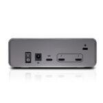 G-Drive PRO Thunderbolt and USB-C ports