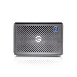 G-RAID 2 front panel