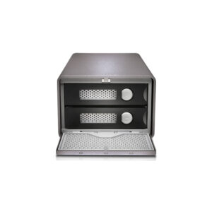 G-RAID 2 grill open