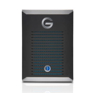 G-Drive PRO SSD front