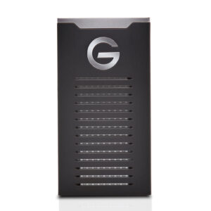 G-Drive SSD front