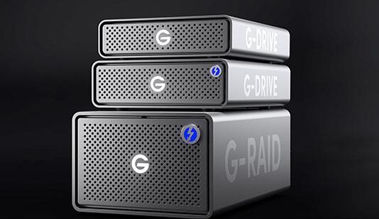 Sandisk Professional Desktop range